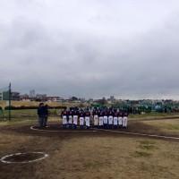 軟式野球連盟全日本大会一回戦